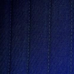 Lot garnitures (banquettes  AV+AR) TISSU JEAN