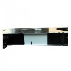 Renfort latéralde chassis en INOX