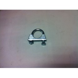 Collier tube Echap. R4 Ø38mm