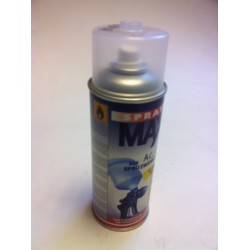 Aérosol peinture pour jantes Argent 500ml