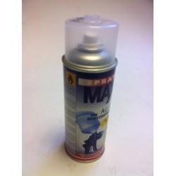 Aérosol peinture alu pour moteur 400ml