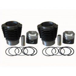 Kit Chemises / pistons 435 CM3 MARQUE PERFECT CIRCLE