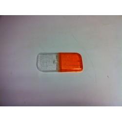 Cabochon clignotant rect. AV D   RENAULT 4L