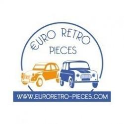 Pare Choc avant peint Renault 4  à partir de 1974