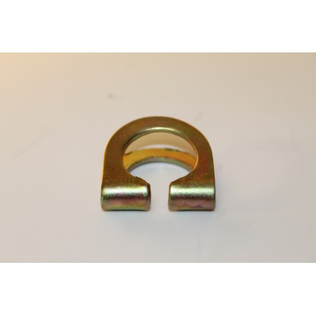 Collier de serrage de la colonne de direction sur le pignon de crémaillère