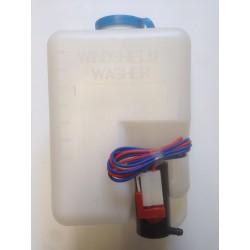 Pompe de lave-glace avec bocal adaptable MEHARI