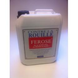 Anti rouille FEROSE 5 litres
