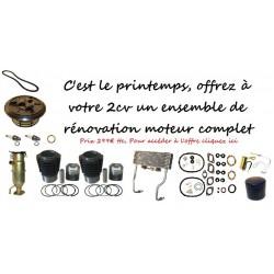 Ensemble de rénovation moteur 602 cm3