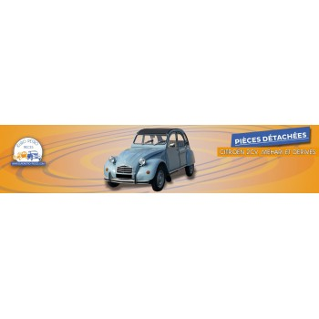 Pièces Citroën 2CV, Méhari et Dérivés